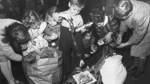 Auch noch Anfang der 50er-Jahre wurde zu Spenden für Flüchtlingsfamilien aufgerufen – vor allem zugunsten der Kinder.