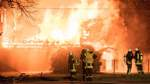 Haus in Kirchseelte brennt völlig nieder