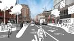 Martinistraße könnte zur Einbahnstraße werden