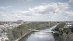 Geplante Brücke am Stadtwerder sorgt für Diskussionen