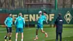 Schafft Dinkci bei Werder den Sprung?
