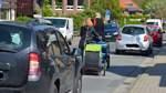 Radfahrer vermissen Sicherheitsgefühl