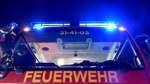 Feuerwehr löscht Dachstuhlbrand in Findorff