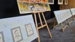 Ausstellung in der Gedenkstätte Sandbostel
