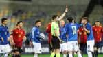 Harm Osmers verteilt bei der U21-EM drei Platzverweise in einem Spiel