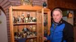 Kurt Kastens ist ein Medaillensammler