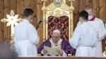 Papst prangert Machtmissbrauch an
