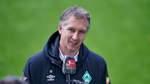 Erst bei 40 Punkten will sich Werder entspannen