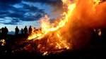 Osterfeuer sind in Bremen verboten