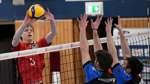 FOTO (C): Bjoern Hake: SPORT // Volleyball, 2. Liga, TV Baden - TuS Mondorf