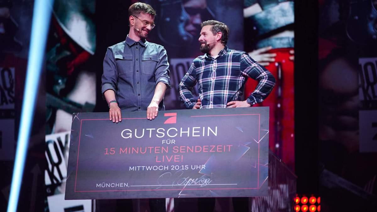 Joko Und Klaas Zeigen Studenlange Sondernsendung Zum Pflegenotstand Selbst Rtl Gratuliert Weser Kurier