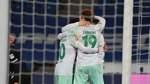 Sargent und Möhwald schießen Werder in Bielefeld zum Sieg