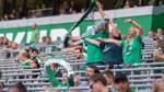 Werder hofft auf Spiel mit wenigen Zuschauern