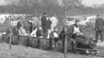 Eine der Attraktionen des Bremer Tierparks ist die Kindereisenbahn. Heute befindet sich auf dem Gelände des ehemaligen Zoos der Achterdiekpark.