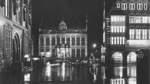 Starkregen führt im August 1968 zur Überflutung von Bremens guter Stube.