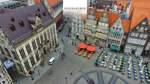 Christian Walter setzt Sie mit diesem Motiv in die Mitte des Bremer Marktplatzes.
