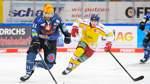 Drei Treffer von Miha Verlic reichen nicht