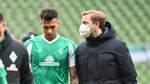 Kohfeldt verteidigt seinen speziellen Werder-Plan