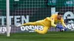 Schlechte Noten für Werder-Keeper Pavlenka