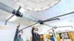 Gesamtschule Bremen Mitte senkt Corona-Ansteckungsrisiko durch Lüftungsanlagen
