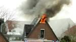 Vier Tote bei Wohnhausbrand in Mahndorf