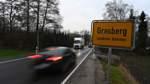 Vollsperrung der Wörpedorfer Straße am 15. und 16. April