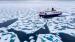 """""""Polarstern"""" kehrt aus der Arktis zurück"""