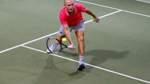 Eine prägende Ära: Julian Thomas ist seit 40 Jahren Tennistrainer des TC Blau-Weiß Delmenhorst