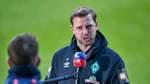 """Kohfeldt verspricht Werder: """"Wir bleiben in der Klasse"""""""