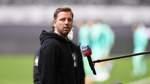 Werder-Sportchef Baumann lässt Kohfeldt-Zukunft offen