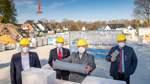 Grundsteinlegung für neue Kita in Achim-Uphusen