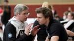 FOTO (C): Bjoern Hake: SPORT // Volleyball, 2. Liga, TV Baden - Juniors Frankfurt