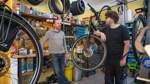 Großer Boom bei Fahrrädern