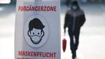 Zahlreiche Anfragen bei der Polizei zu Maskenpflicht in Sulingen