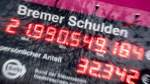40,27 Euro pro Sekunde: Pro-Kopf-Verschuldung wächst