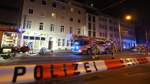 Feuer in Hotel am Bremer Hauptbahnhof