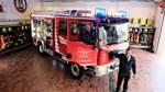Ein Bedarfsplan für die Huder Feuerwehren