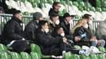 Werder hofft auf Rückkehr von Rashica und Toprak
