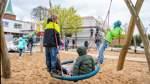 Grundschule Oyten: Der Anbau nimmt Formen an