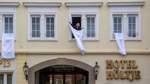 Hoteliers und Gastronomen zeigen Flagge
