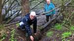 Zulauf zu Biotop in Heiligenrode wird ständig verstopft