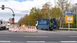 A27-Auffahrt Achim-Ost am Wochenende gesperrt