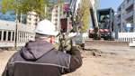 In Teilen von Brinkum und Wulfhoop werden die Trinkwasserleitungen saniert
