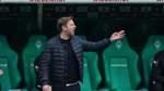 Kohfeldt darf bis zum Saisonende Werder-Trainer bleiben