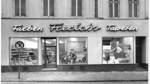 Das Geschäft in der Verdener Innenstadt hatte Farben und Tapeten im Angebot.