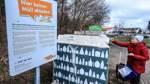 Wie die Stadtreinigung Containerplätze sauberer halten will
