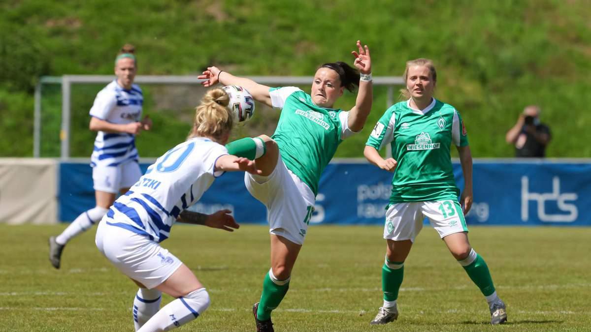 Werder Bremen Frauenfußball