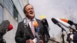 Klare Mehrheit für Armin Laschet als Kanzlerkandidat