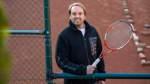 Tennisspieler Lennart Maack gewann einen Punkt der Erleichterung
