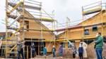 Letzter Bauabschnittes im Bereich der Grundschulerweiterung der Kita Walle